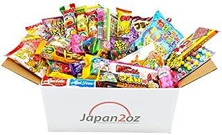 Japanese Candy Box Assortment 40 Snacks & Candy, Gum, Gummies, Ramune Christmas Present