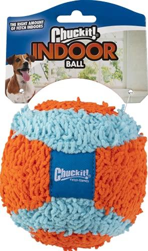 Chuckit Indoor Ball Jouet pour Chien