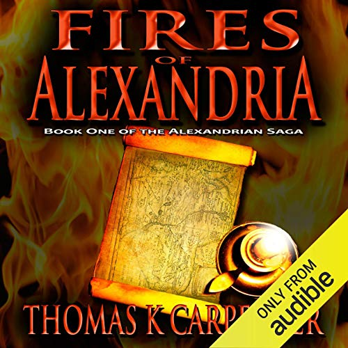 Fires of Alexandria cover art