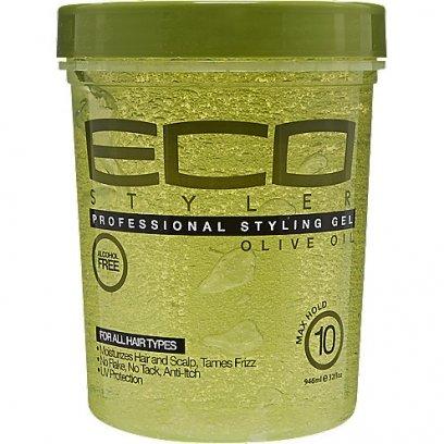 Eco Styler Olivenöl Styling Gel 946 ml (2er Pack)