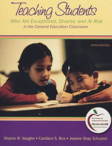 Teaching Students Who Are Exceptional, Diverse, and At...