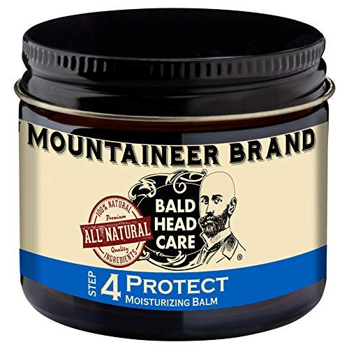 Mountaineer Brand Bald Head Care Balm