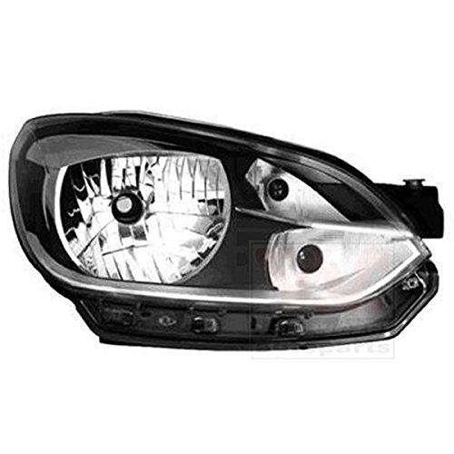 Van Wezel 5701964 koplamp rechts met knipperlicht