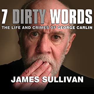 Seven Dirty Words audiobook cover art