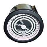 Complete Tractor New 1107-2702 Tach Tachometer Assembly Compatible with/Replacement for Ford/New Holland 8N 86520180 8N17360A1