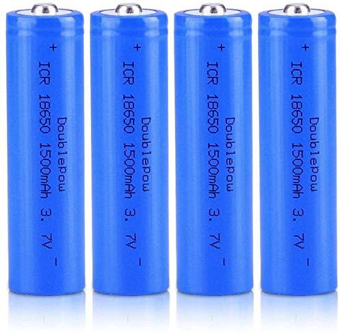 18650 batería 3.7V 1500mah batería de Litio Recargable Utilizada en Dispositivos electrónicos portátiles como linternas-2 Habitaciones