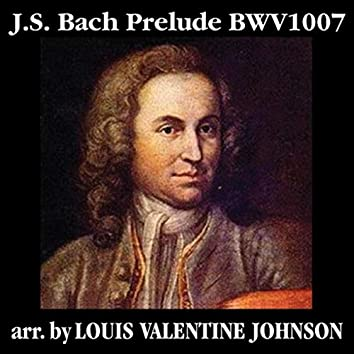 J.S. Bach: Prelude, BWV 1007 (Arr. for Guitar)