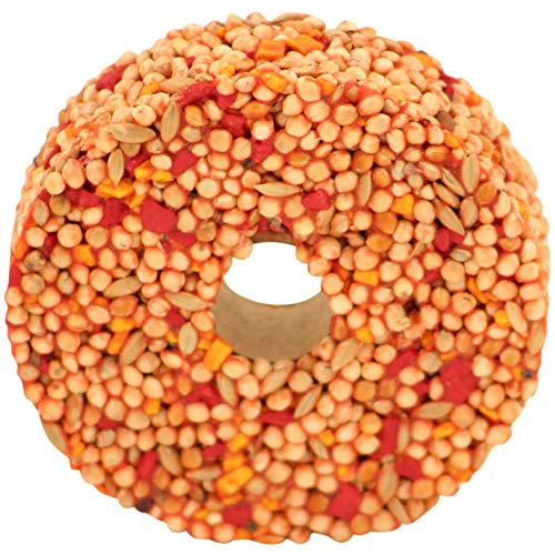 Johnsons Treat 2 Eat Honey Ring for Budgies