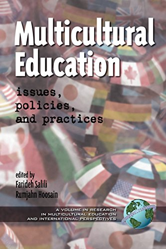 Multicultural Education: Issues, Policies, and Practices (PB) (Research in Multicultural Education and International Perspectives Book 1) (English Edition)