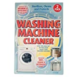 Guilty Gadgets - Washing Machine Cleaner, Clean,Freshens & Shines -250ml (2 X 125ml)