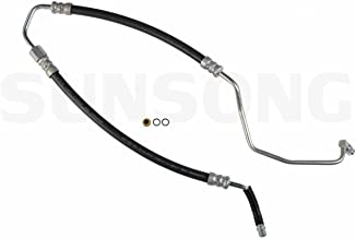Sunsong 3402371 Power Steering Pressure Line Hose Assembly