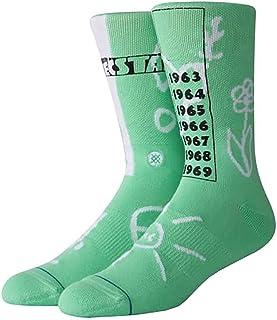 Stance Euphoria Crew Socks in Green