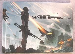 Mass Effect 3 Collector's Edition Art Book