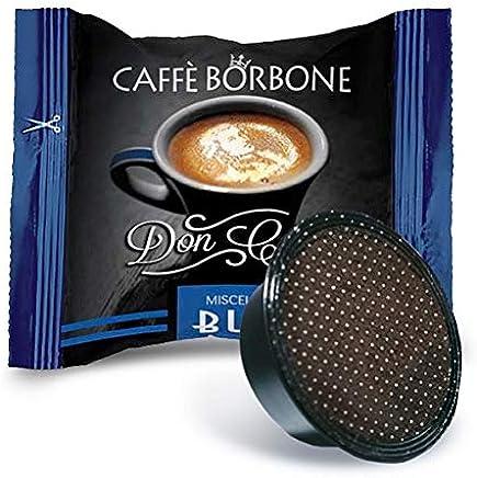 Caffè Borbone Don Carlo Miscela Blu - Confezione da 100 pezzi Capsule – Compatibile Lavazza A Modo Mio®