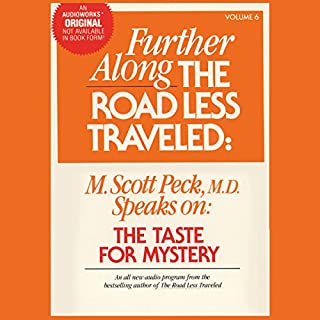 Further Along the Road Less Traveled: The Taste for Mystery audiobook cover art