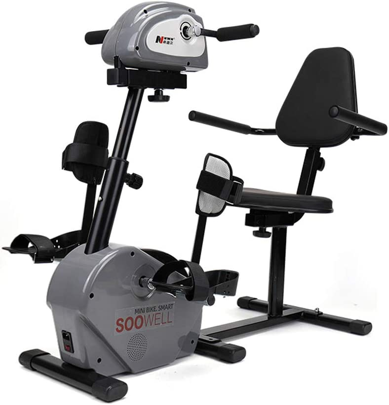 XJZHANG Electric Rehabilitation Max 57% OFF Exercise Credence Bike Pedal C Stationary