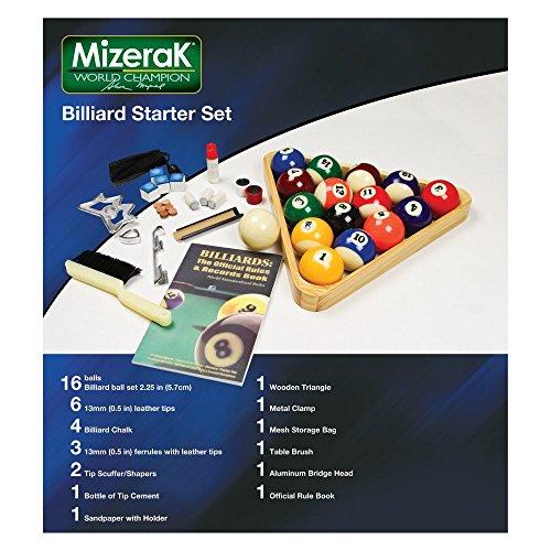 Mizerak - Juego de Mesa de Billar