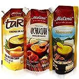 salsa de rocoto - Alacena Crema Huancaina, Crema de Ajií Tari y Crema de Rocoto Uchucuta Combo
