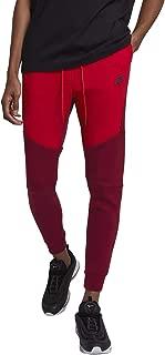 Mens Sportswear Tech Fleece Jogger Sweatpants Team Red/University Red/Black 805162-677 Size Small