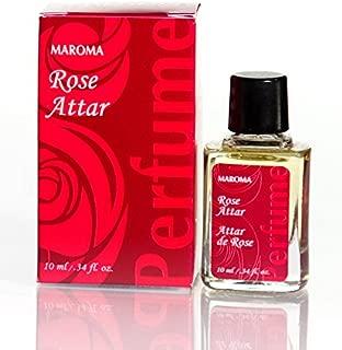 Maroma Fragrance, Rose Attar, .34 Fluid Ounce