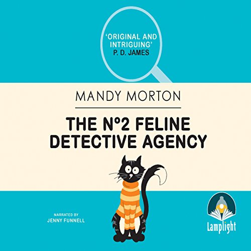 The No 2 Feline Detective Agency cover art