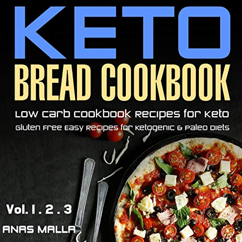 Ketogenic Bread Titelbild