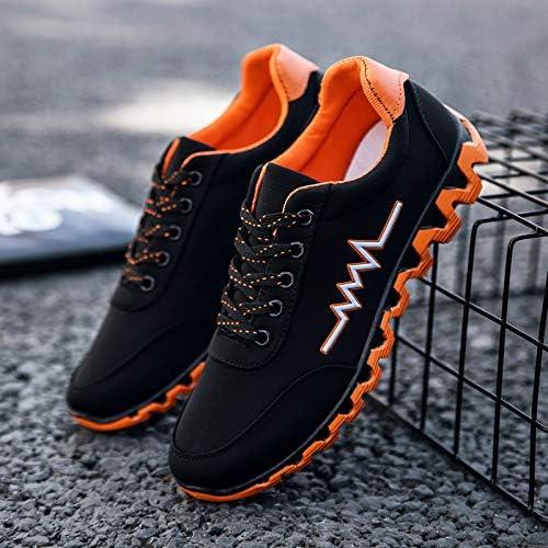 LOVDRAM Chaussures Hommes Nouvelles Chaussures De Course pour Hommes Sauvages De La Mode des étudiants Casual chaussures Korean Fashion Low pour Aider Les Chaussures des Hommes