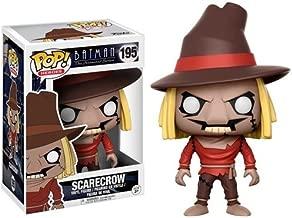 Funko Pop! DC Scarecrow #195 Animated Series