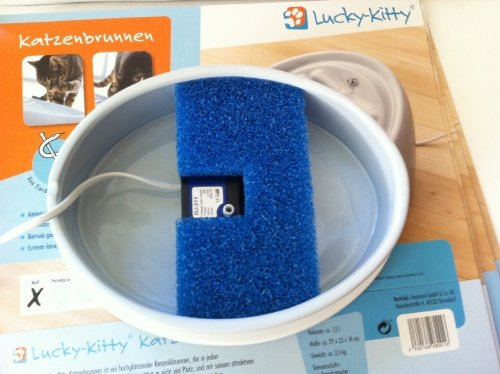 Neu: Lucky-Kitty Langhaar-Dauerfilter - 2