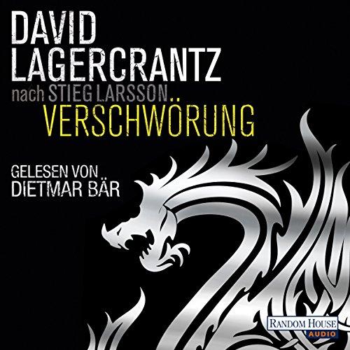 Verschwörung (Millennium 4) audiobook cover art