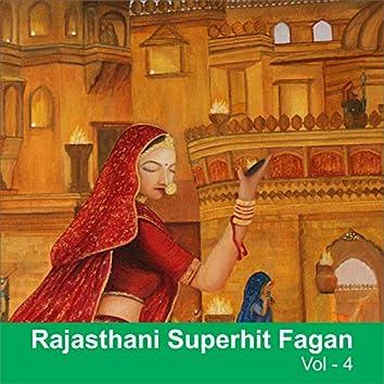 Rajasthani Superhit Fagan, Vol. 4