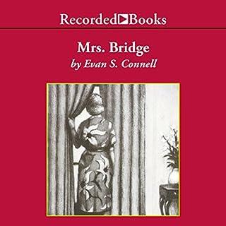 Mrs. Bridge audiobook cover art