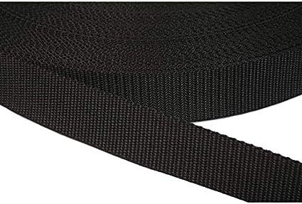 12 Meter Gurtband 40mm breit aus Polypropylen Taschengurtband 0,85 EUR//m