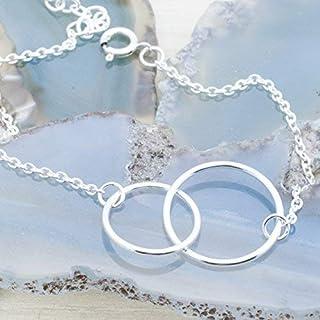69a15605df2d Amazon.es: pulseras plata mujer