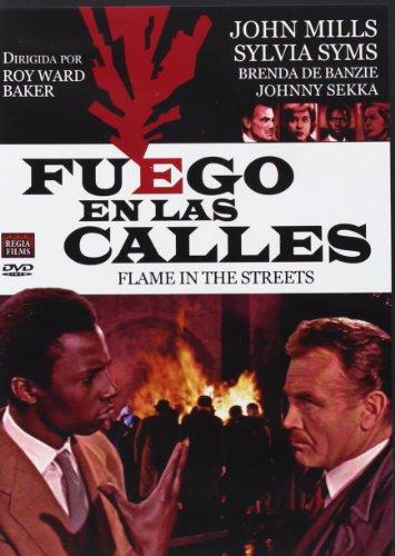 Fuego En Las Calles [DVD]