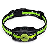 No Shock Bark Collar – Rechargeable Bark Control Device,w/ 2 Training Modes,Beep to