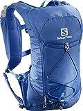 サロモン ハイドレーションバック Agile Set アジャイル 12 セット Nebulas Blue