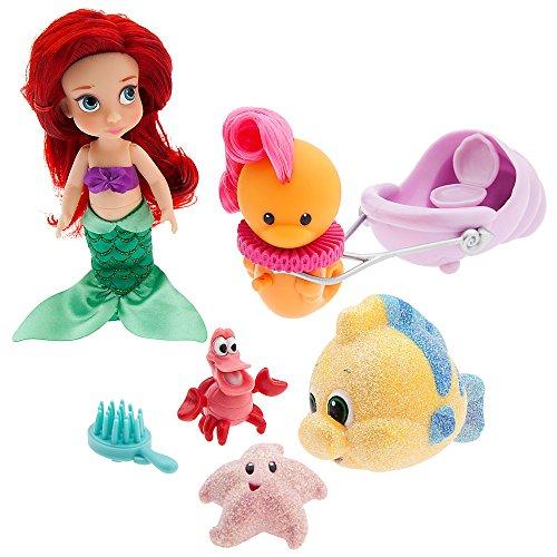 Disney Animators Collection Ariel - Juego de muñecas