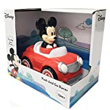 Disneys Mickey Mouse Mouse Push and Go Racer Car