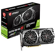 Chipset: NVIDIA GeForce GTX 1650 Video Memory: 4GB GDDR5 Memory Interface: 128-bit. Power consumption - 85 W. Recommended PSU - 300 W Maximum displays: support 3x Display Monitors Output: DisplayPort x 2 (V1. 4)/ HDMI 2. 0B x 1