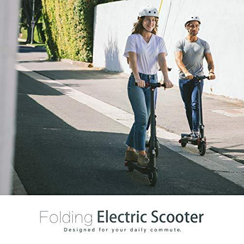 """XPRIT Folding Electric Kick Scooter w/ 6.5"""" Wheel"""