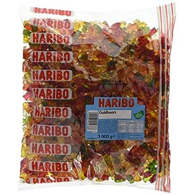 haribo gold bears, gummy bear sweets, bulk bag 3 kg Haribo Gold Bears, Gummy Bear Sweets, Bulk Bag 3 kg 51icYePp4ML