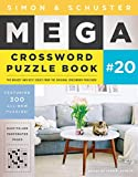 Simon & Schuster Mega Crossword Puzzle Book #20 (20) (S&S Mega Crossword Puzzles)