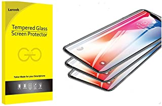 Larook screen protector Honor Play 4T, anti-scratch, anti-fingerprint, no bubbles, blue light tempered film for protecting...