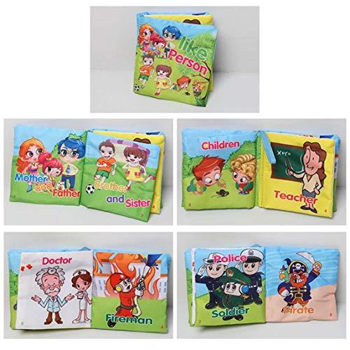 Norshi Worthy Handbuch für Kinder, mit englischsprachiger Aufschrift