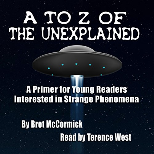 A to Z of the Unexplained audiobook cover art
