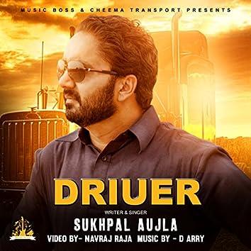 Driver (feat. D Arry)