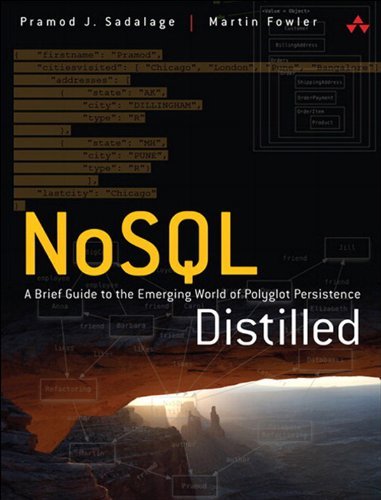 NoSQL Distilled: A Brief Guide to the Emerging World of Polyglot Persistence (English Edition)
