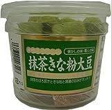 マルシンフーズ 樽入り 抹茶きな粉大豆 100g