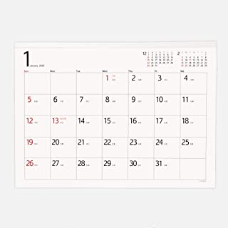 タイポLL[2020年版SHICO壁掛けカレンダー]